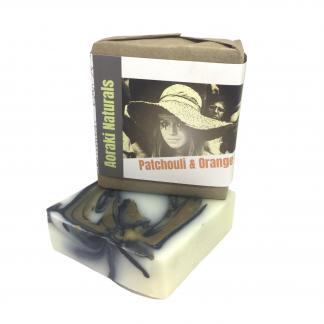 patchouli oange soap